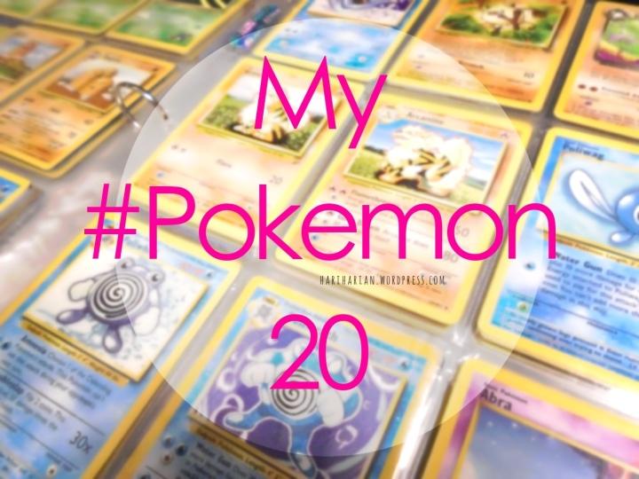 My Pokemon 20