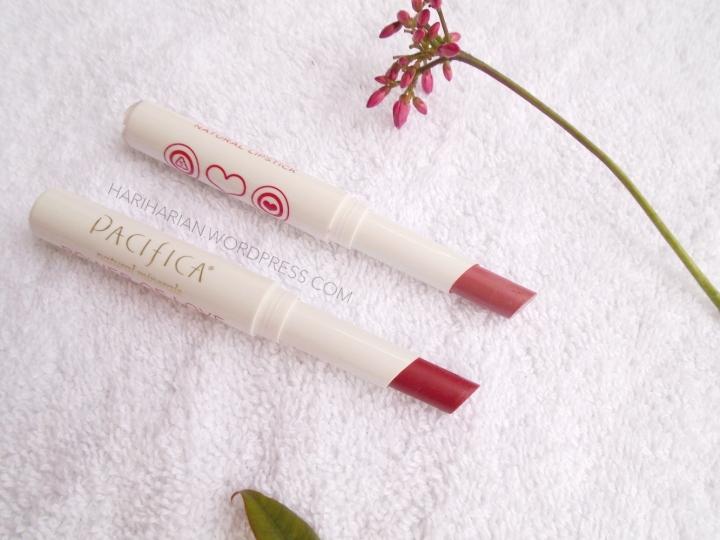 Pacifica Lipsticks