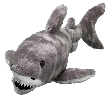 WWF Shark Plush