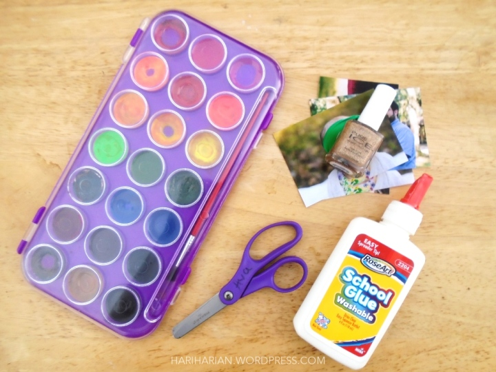 diy upcycle photo supplies