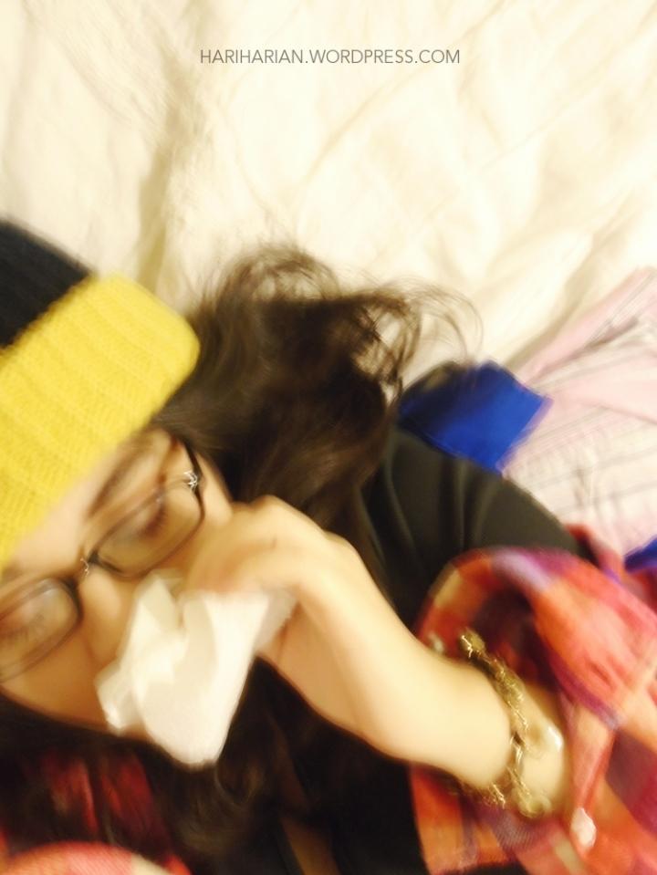 flu beanie
