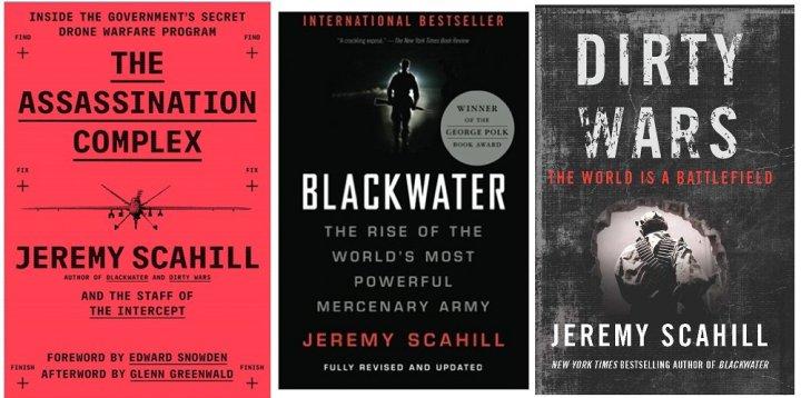 Jeremy Scahill books