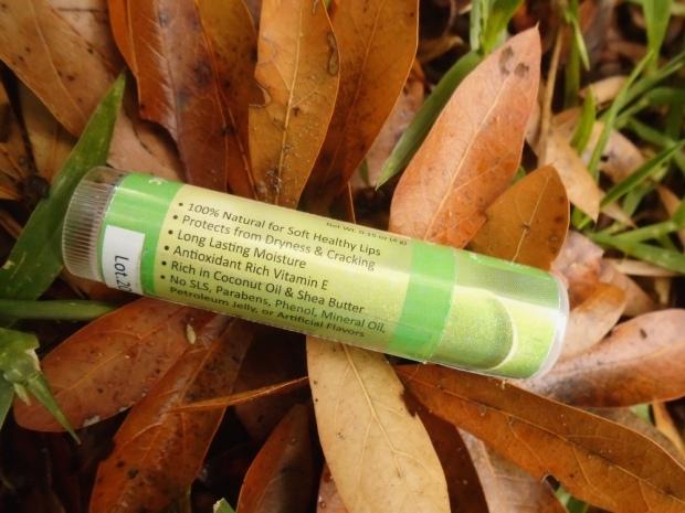 Healing Tree lip details
