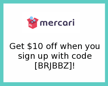 Mercari Join code