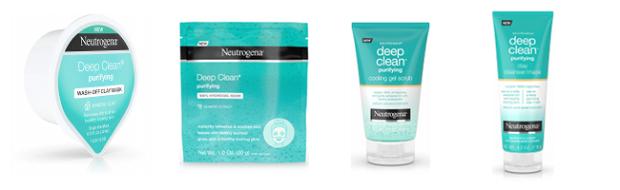 Neutrogena Deep Clean Purifying Links