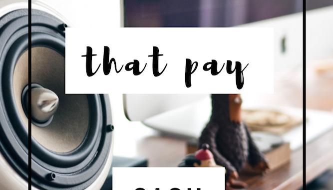 Survey Sites Pay Cash