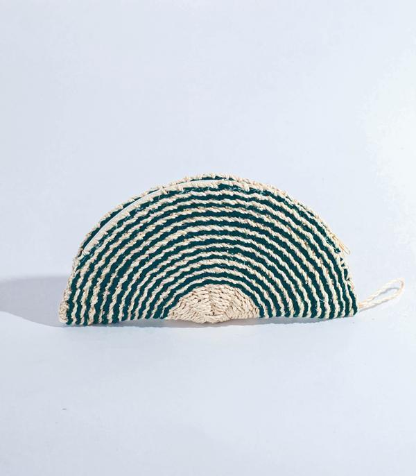 Habin abaca purse