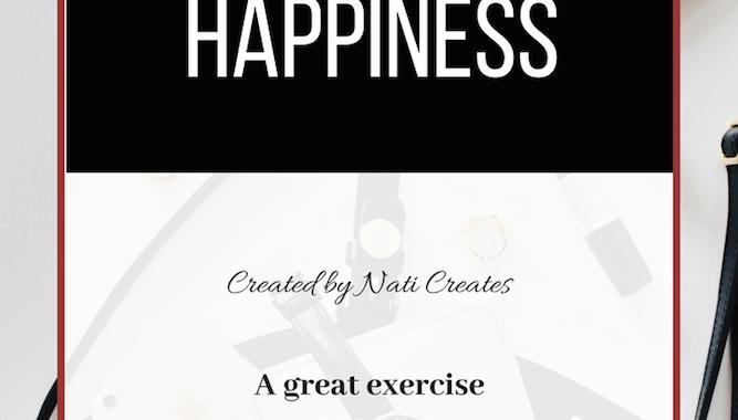 Happiness Pin