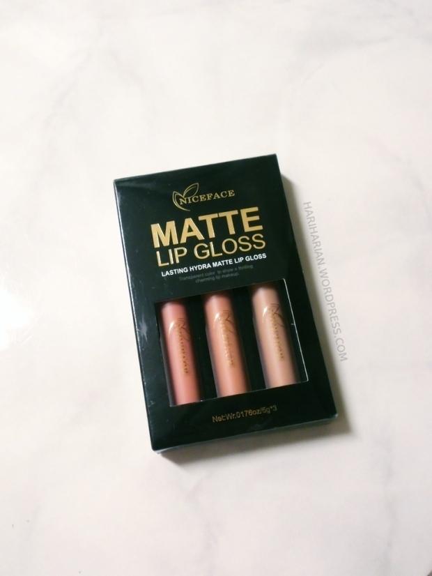 Niceface Matte Gloss Set