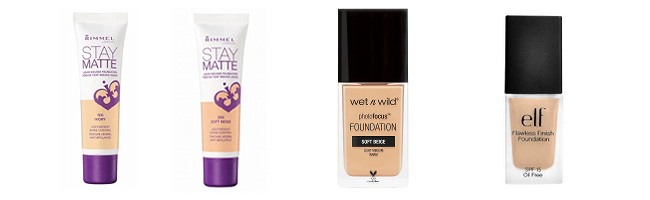Drugstore Foundations Links