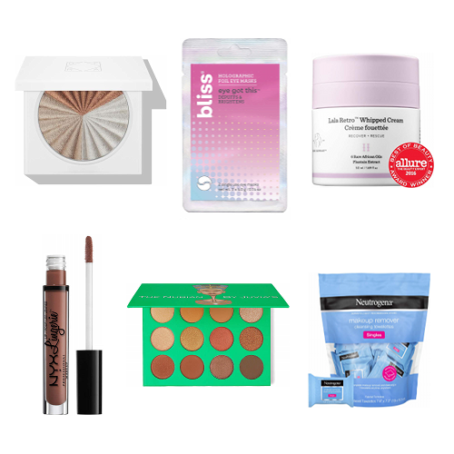Allure Beauty Box links