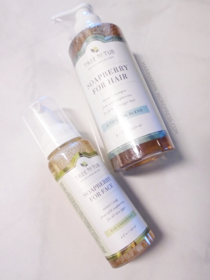 Tree to Tub Shampoo Facial Wash