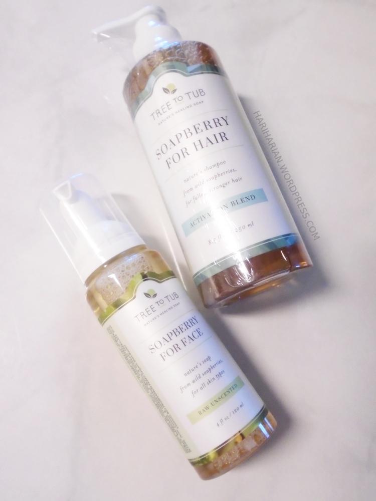Tree to Tub Shampoo Facial Wash