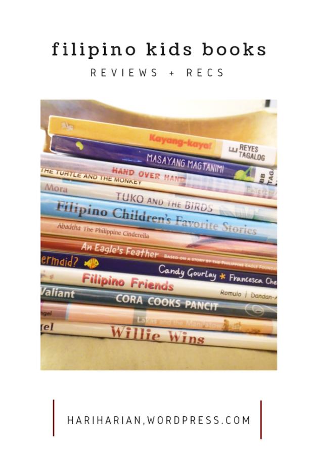 Filipino childrens books