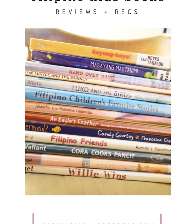 Filipino childrens books
