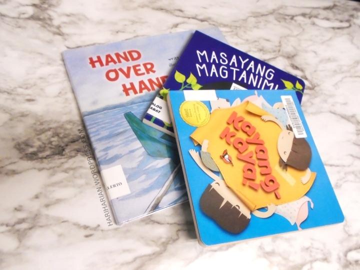 Kayang Masayang Hand