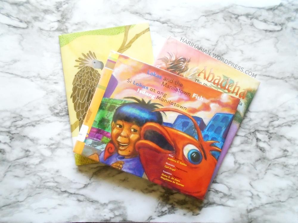 Filipino kids books