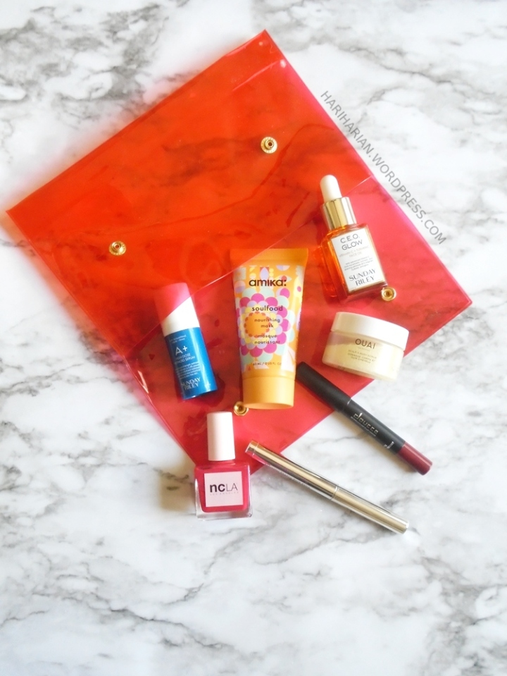 Jan Allure Beauty Box
