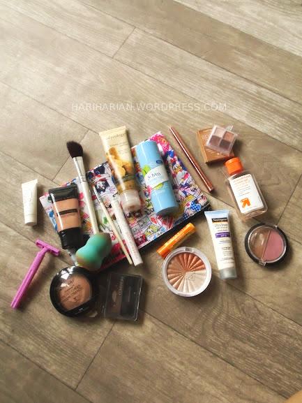 Makeup Toiletries